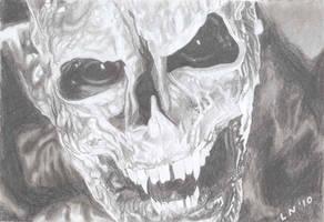 The Newborn Alien by eugene23