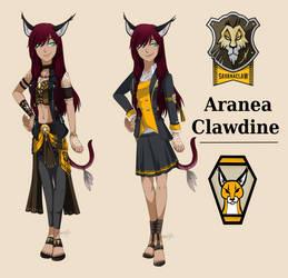 Aranea Clawdine