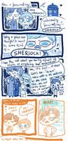 SH DW comics