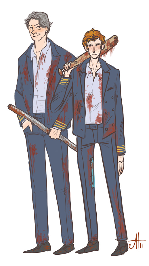 CP Zombie Apocalypse Survivors by Fensterseifer