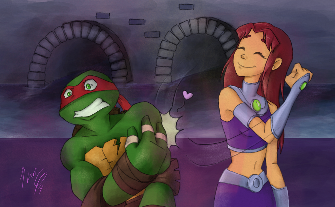 TMNT - Part of the family by dgLari