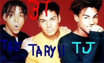 TAJ TARYLL TJ