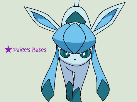 Shaded Glaceon Base