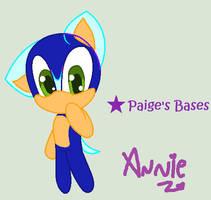 Kawaii Chibi Base Edit by Paige-the-unicorn