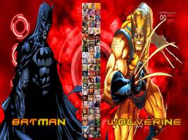 DC vs Capcom vs Marvel Select by anubis55
