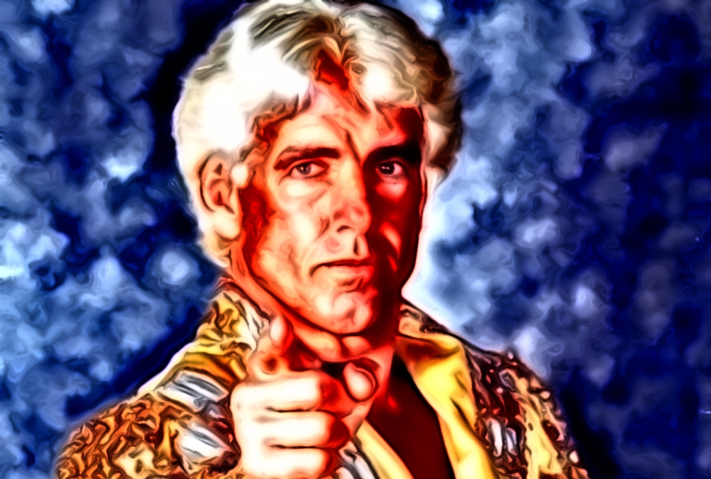 The Nature Boy Ric Flair by anubis55