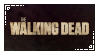 Walking Dead Stamp by iUndeadPixels