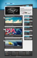 My Blog Design by aaLcatRaZ