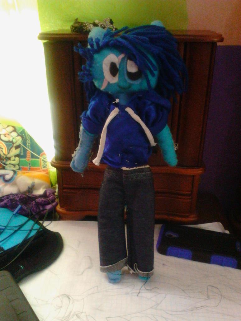Max Doll by MyHopesAndDreams15
