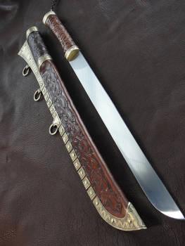 Viveka's War Knife