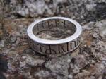 Silver Kingmoor Ring