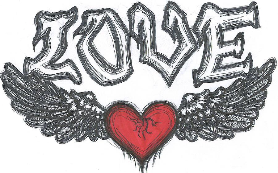 heart drawing designs love wwwimgkidcom the image