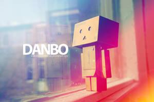 Danbo wallpaper 2 by EliseEnchanted