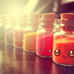 The rainbow family by EliseEnchanted