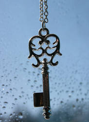Key stock by EliseEnchanted