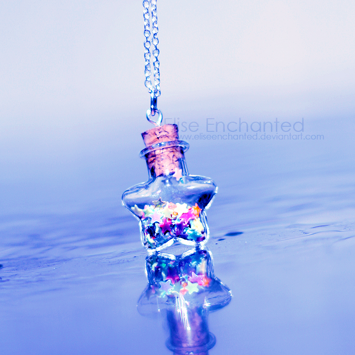 Floating by EliseEnchanted