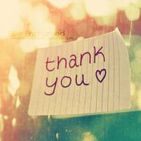 Thank you by EliseEnchanted