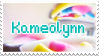 Support stamp Kameolynn by EliseEnchanted