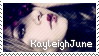 KayleighJune support by EliseEnchanted