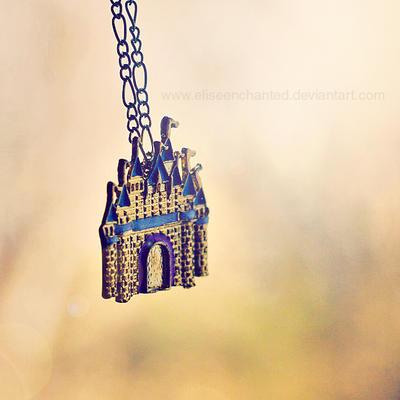 Sky Castle by EliseEnchanted