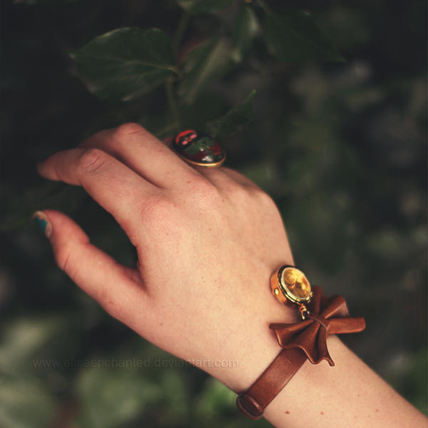 Touch nature by EliseEnchanted