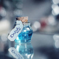 Drink me by EliseEnchanted