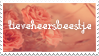 Support stamp by EliseEnchanted