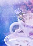 Tea time by EliseEnchanted