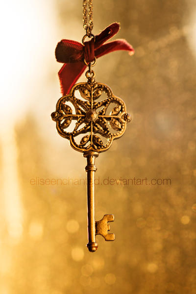 Key to light by EliseEnchanted