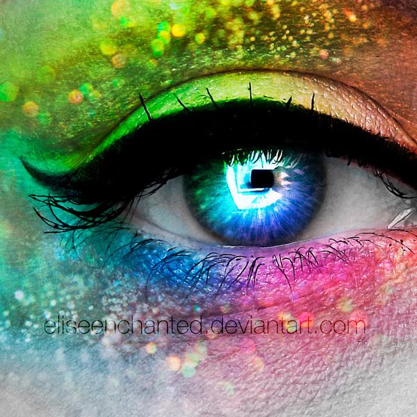 Rainbow Reality by EliseEnchanted