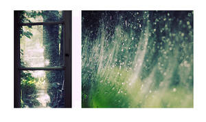 Rainy day by EliseEnchanted