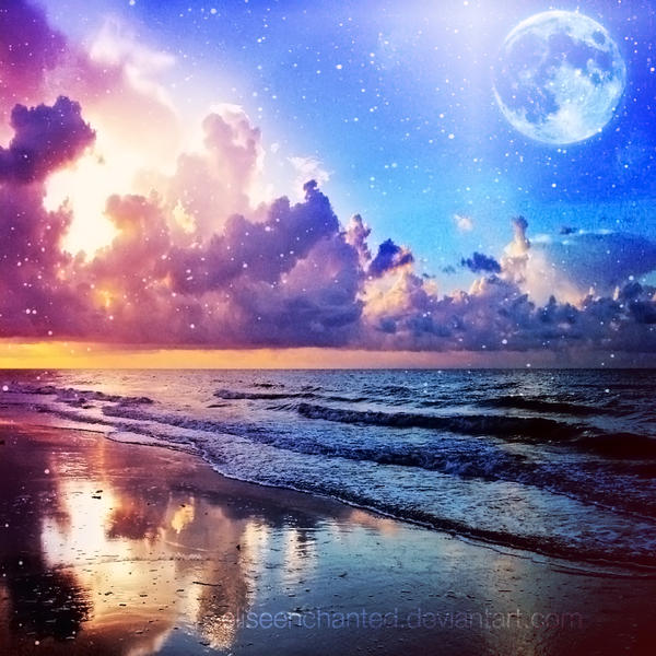Vivid dreams by EliseEnchanted