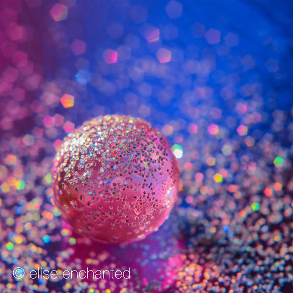My glitter world by EliseEnchanted