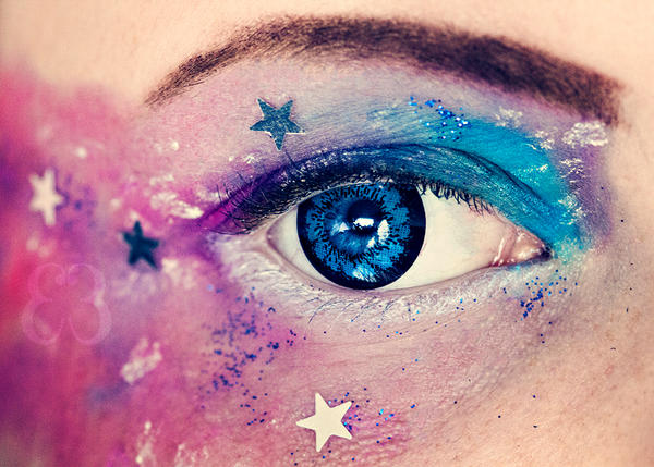Sky eye by EliseEnchanted