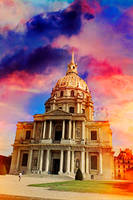 Dome des invalides by EliseEnchanted