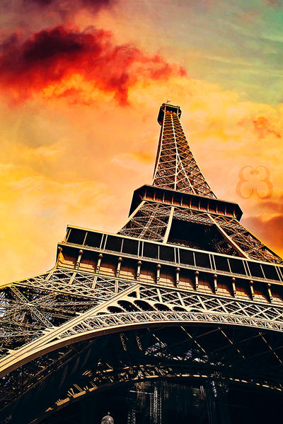 La Tour Eiffel by EliseEnchanted