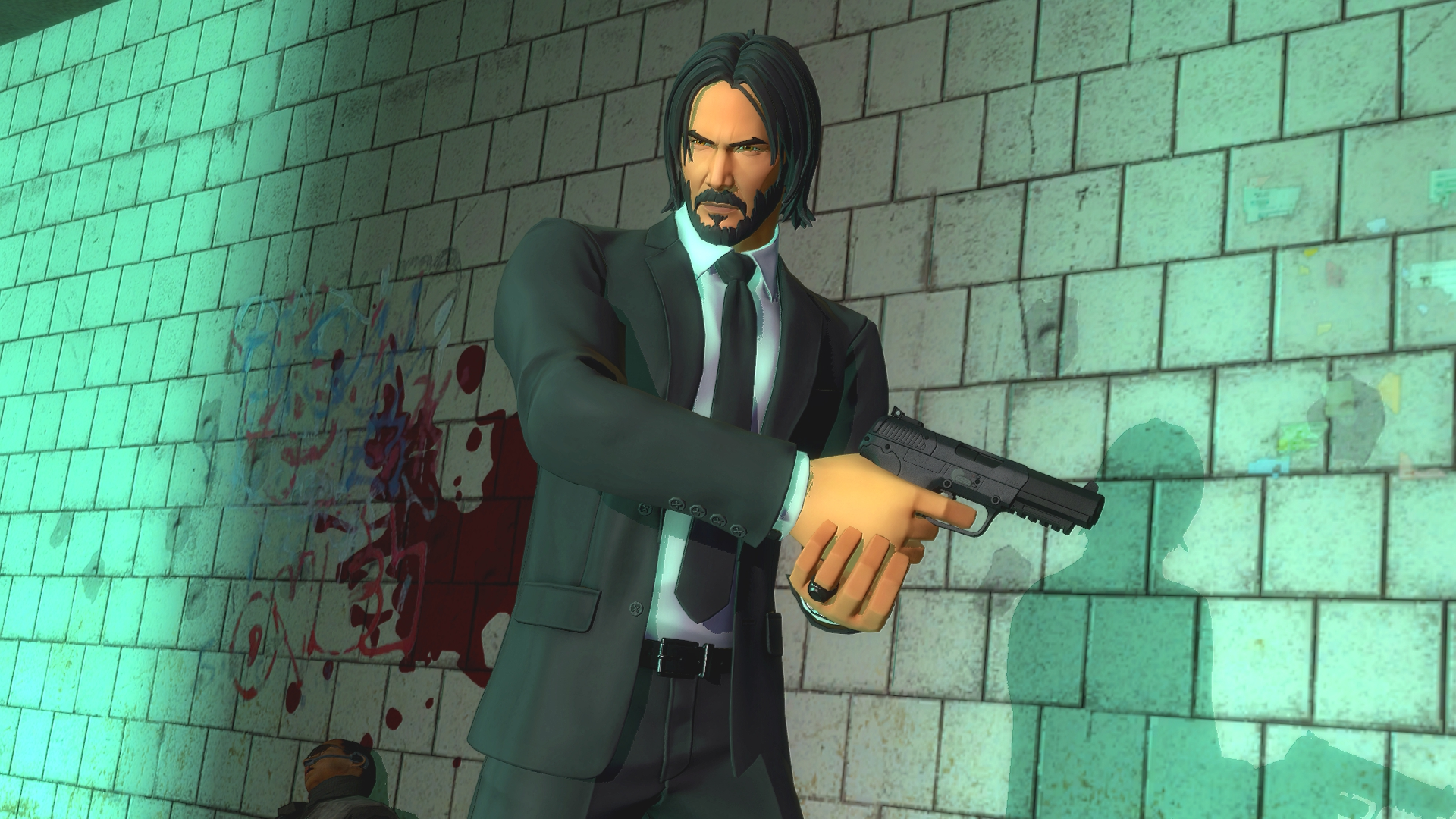 John Wick By Unforgivencaleb On Deviantart