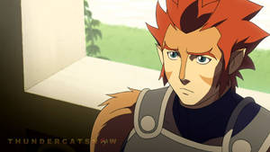 A unhappy Lion-O Omens part One