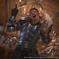 Arackhan Wars: The Drunk Knight