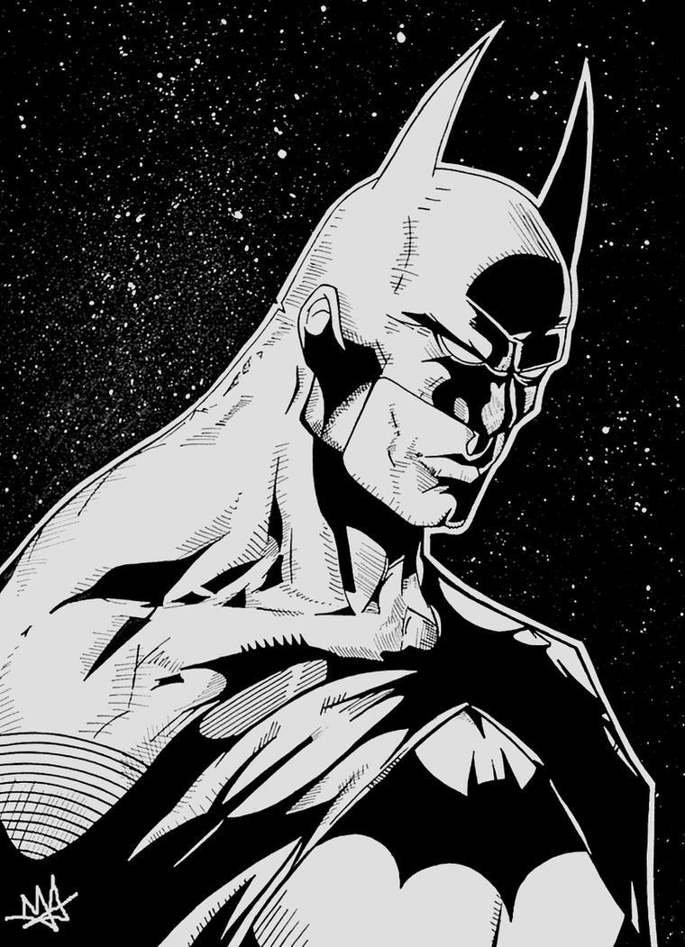 Batman Drawing By Mentalxdisorder8 On DeviantArt