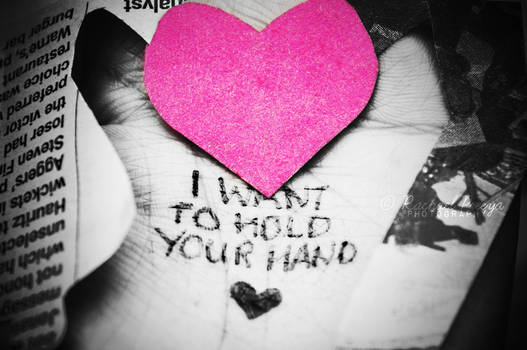 I Want To Hold Your Hand.