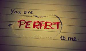 perfect.