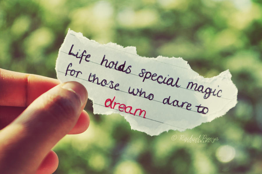dare to dream. by this-is-the-life2905