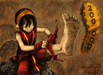 200 000 Toph Break Some Shoes
