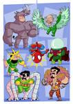 Sinister Six Kids