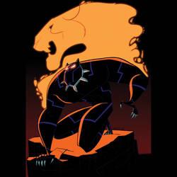 Black Panther again