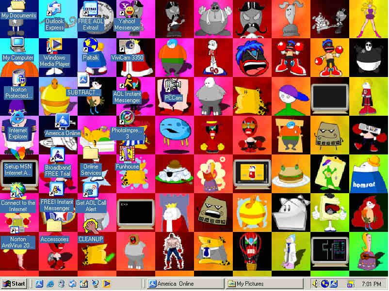 My Homestar Runner Desktop
