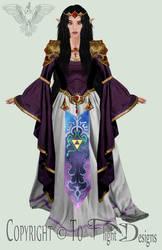 Princess of Lorule (Hilda details)