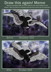 Improvement meme - Fantasia Lightning by FlightDesigns