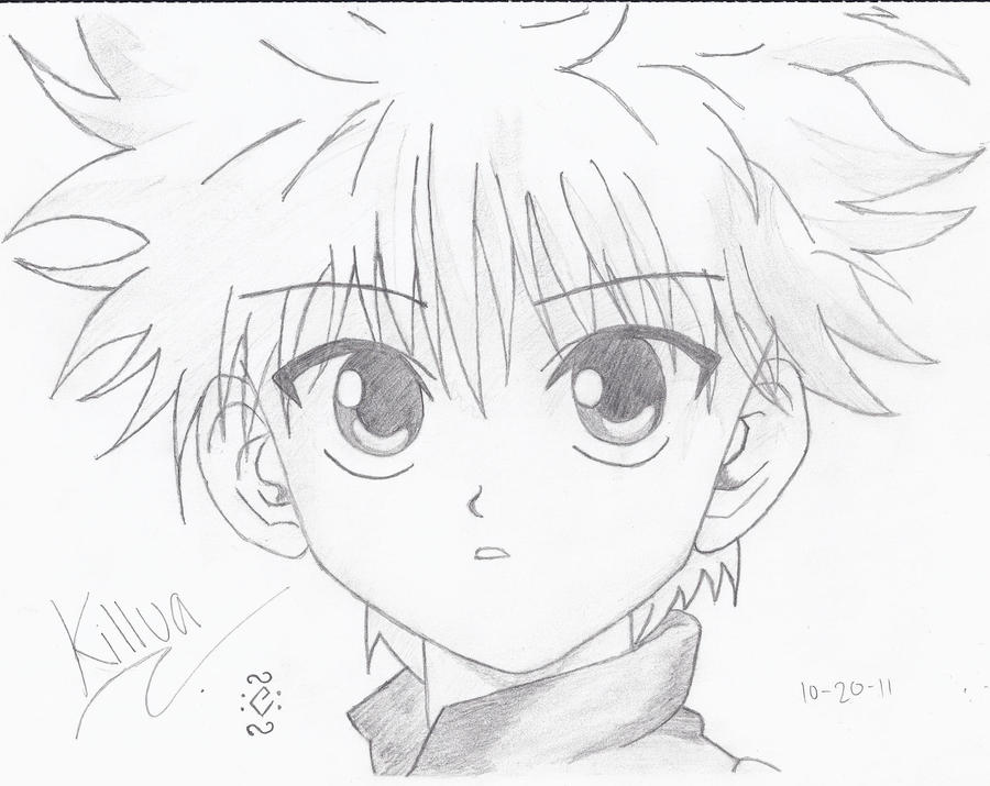It's just a photo of Candid Hunter X Hunter Xname Drawing